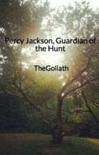 Percy Jackson, Guardian of the Hunt by TheGoliath
