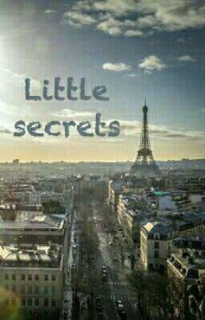 Little secrets by Sanjana_P