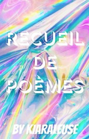 Petits Poèmes Tous Ces Jolis Mots Damour Wattpad