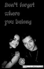 Don't forget where you belong || Harry Styles || by Mari1Direction