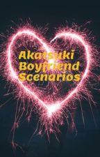 Akatsuki Boyfriend Scenarios by ashtaishere