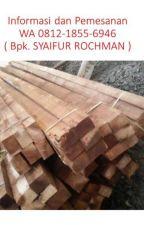 WA +62 812-1855-6946 Supplier Kayu Papan Cor Kabupaten Cianjur by nysawiyanda21