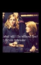 The comforting of a Hermione Granger by WitheredRose49