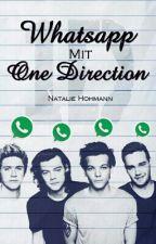WhatsApp mit One Direction by Regenbogenlama
