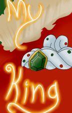 My King   :{:}:    Bakudeku by woolfspirit