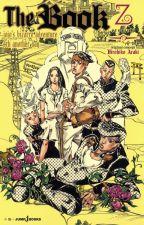 The Book: Jojo's Bizarre Adventure 4th Another Day by Miura158