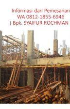 WA +62 812-1855-6946 Supplier Kayu Papan Cor Kabupaten Purbalingga by sehasebriza