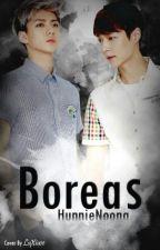 ~ BOREAS ~ by HunnieNoona