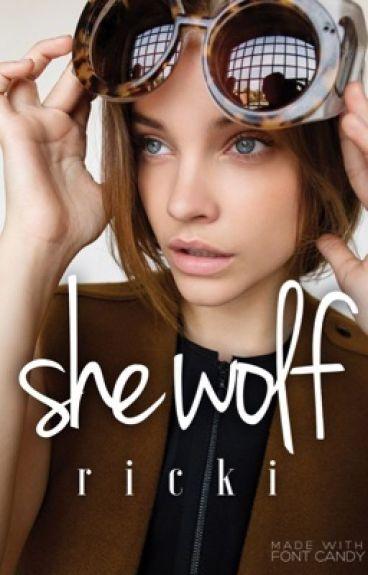 She Wolf ☾stiles stilinski [ongoing]