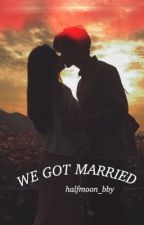 we got married - mark lee nct  by halfmoon_bby