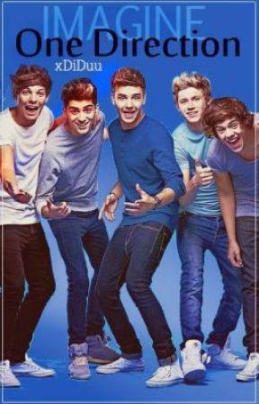 Imagine: One Direction by xDiDuu