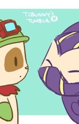 Đọc truyện Tôi là Kennen- ninja sóc chuột !!!