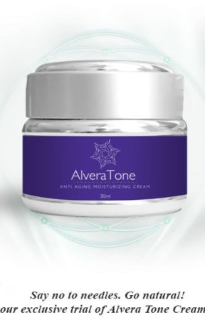 Alvera Tone Skin Care Cream [Australia, Ireland, New Zealand]! by alveratoneavis