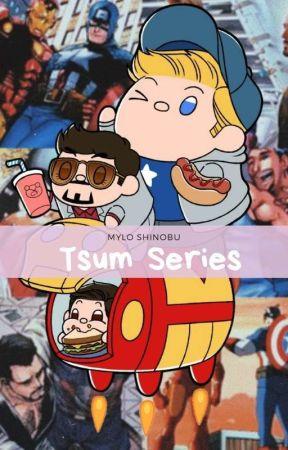 Tsum Series | Stony Tales by myloshinobu