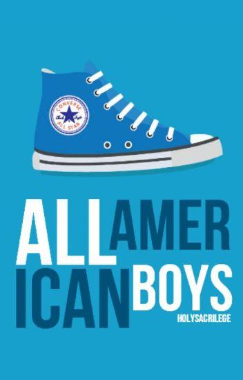 All American Boys [B x B] (Wattys 2019)
