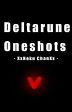 //Deltarune Oneshots// ♡ *Discontinued* by xXNeku_ChanXx