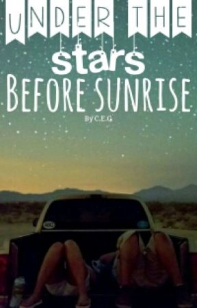 Under the Stars before Sunrise by NoLifeCharley