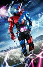 Kamen Rider x Boku no Hero Acadeima(Combine Fanfic)  by Kaitou_Mighty_ZX