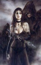 the unknown hybride by wolven_meisje16
