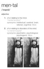 perks of a mental case// c.h by hauntedhemmings
