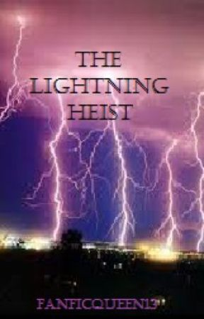 the lightning heist a percy jackson and the lightning thief