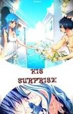 HIS SURPRISE ( GRUVIA FANFICTION ) by Hildegradine