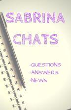 Sabrina Chats (AMA, news, and other nonsense) by SabrinaBlackburry