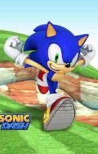 Sonic Facebook  by Blazelleanna