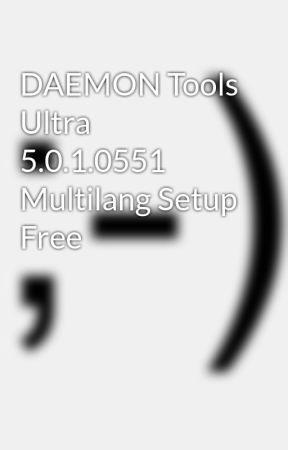 daemon tool ultra free