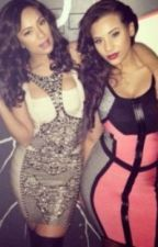 Fight For Your Love (Cyn Santana and Erica Mena Love Story) by JasmineScobby