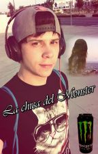 La chica del Monster. [Rubius y tu] (1ª Temporada) by DivergentGamer