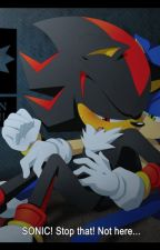 The Shadow Within Me (Sonic x Shadow) by coolcontentcop