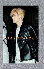 •BangChan• -babygirl by bobbyindae