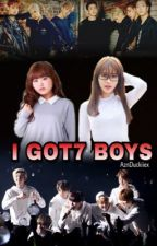 I GOT7 Boys - (GOT7 and BTS) by Aznduckiiex