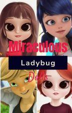 Miraculous Ladybug Dolls by rejoiceo