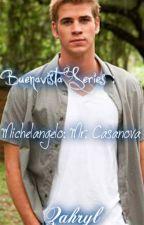 Buenavista series 1: Michelangelo: Mr. Casanova  (COMPLETED) by zahryl