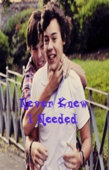 Never Knew I Needed - Larry Stylinson AU