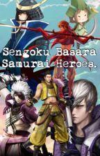 Sengoku Basara Samurai Heroes. by ariel10AnimeFreak
