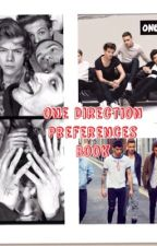 One Directon Preferences by paola_cristina123