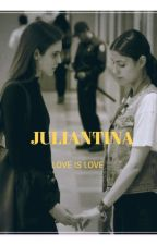 LOVE IS LOVE (JULIANTINA) by angelamontfort