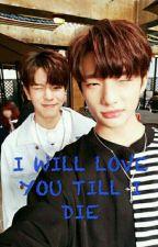 I WILL LOVE YOU TILL I DIE (HyunMin) by taena05
