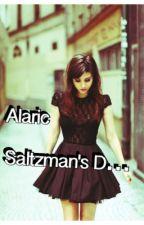 Alaric saltzman's Daughter by pennyana