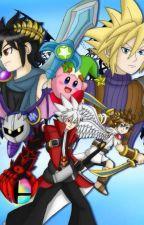 Kirby And Smash (Ft. Fire Emblem And Starfox) Ticklish Fluffshots! by SSBUismymobilelegend