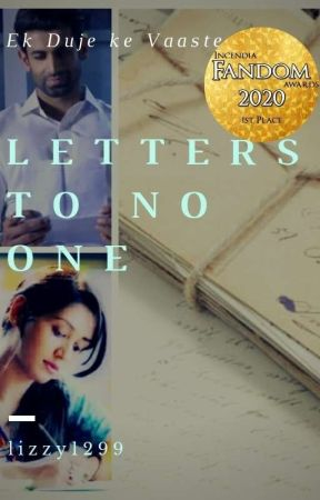 LETTERS TO NO ONE by lizzy1299