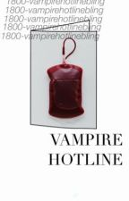 Vampire Hotline by darknugget