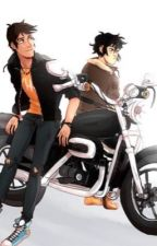 This is how to be a heartbraker Percy Jackson y Nico Di Angelo/Teen wolf by cortazar06