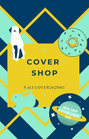 COVER SHOP by NaluLover262005