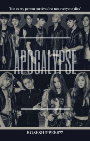 Apocalypse [BlackPink x BTS ] by Roseshipper877