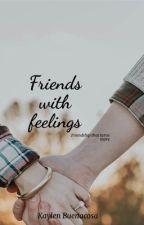 Friends with feelings  by uglyshortykk