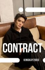 Contract (A Do Kyungsoo Fanfiction) by KingKay2003